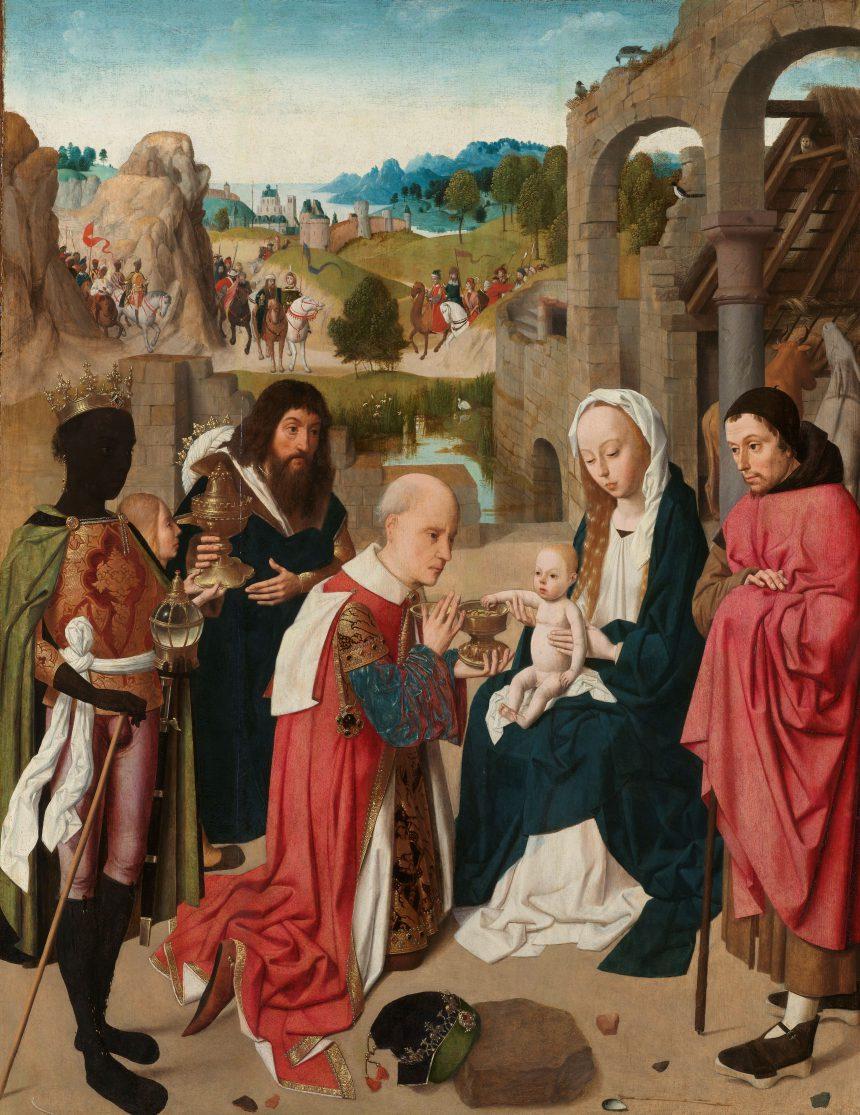 Kerst in de kunst