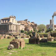Lezing: Rome