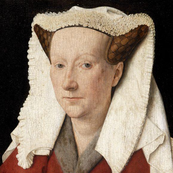 Over Van Eyck, olieverf en het Duitse 'Maler'