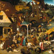Online lezing: Bruegels spreekwoorden