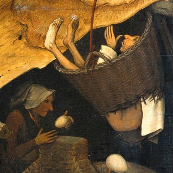 Pieter Bruegel en zijn taal