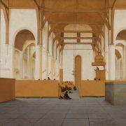 Online lezing: Pieter Saenredam
