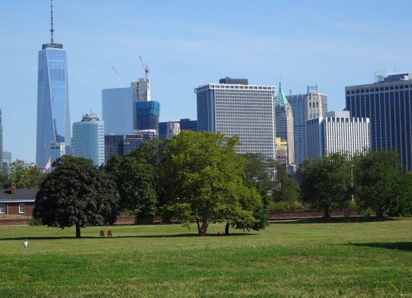 Online lezing: New York