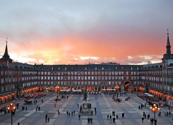 Online lezing: Madrid