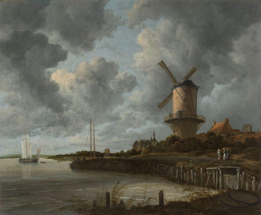 Van Ruisdaels landschappen