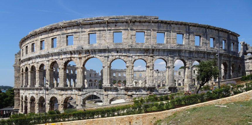 Romeins Kroatië