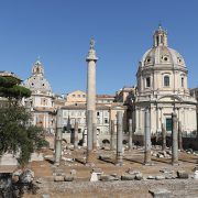 De zuil van Trajanus
