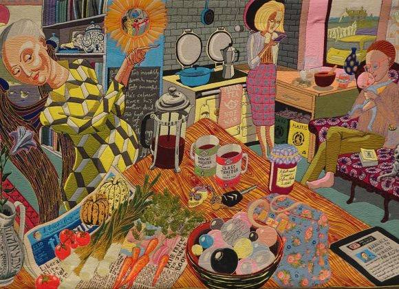 Online lezing: Grayson Perry