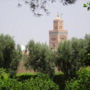 Online lezing: Marrakech