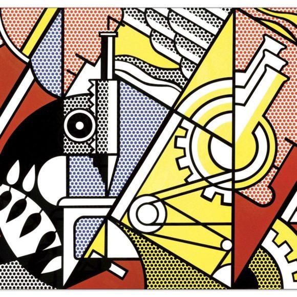 Online lezing: Roy Lichtenstein