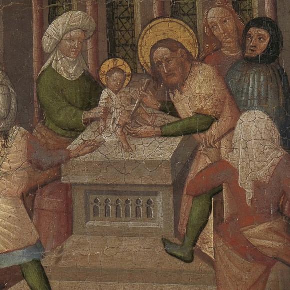 1 januari: Jezus' besnijdenis