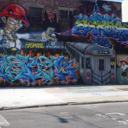 Online lezing: Graffiti en street art