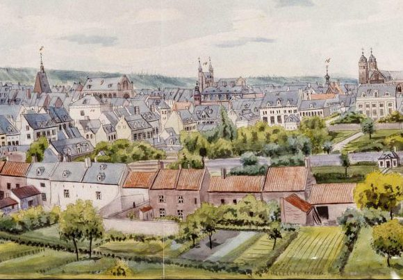 Online lezing: Maastricht